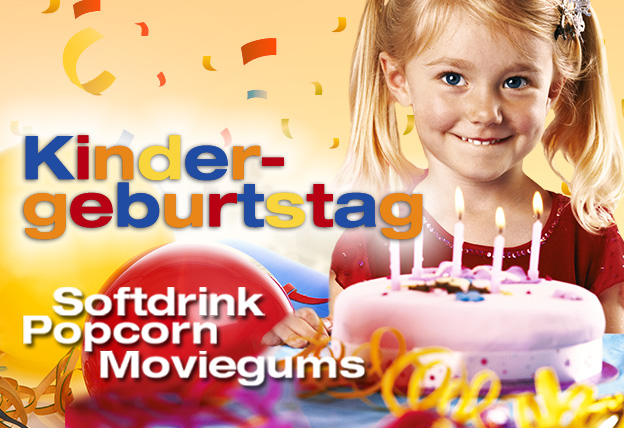 kindergeburtstag im kino kinopolis gie en. Black Bedroom Furniture Sets. Home Design Ideas